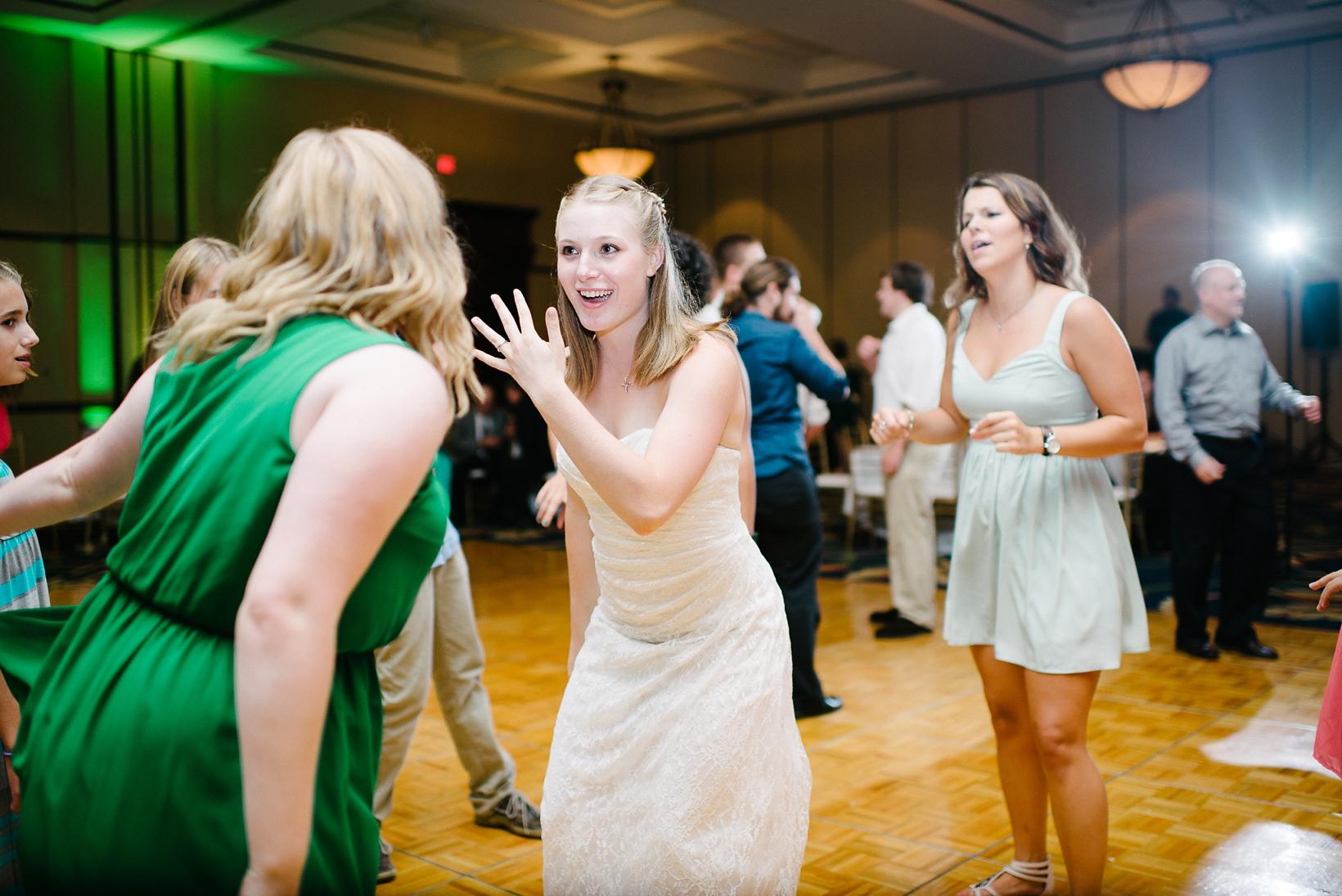 Hotel Roanoke Virginia Wedding-163
