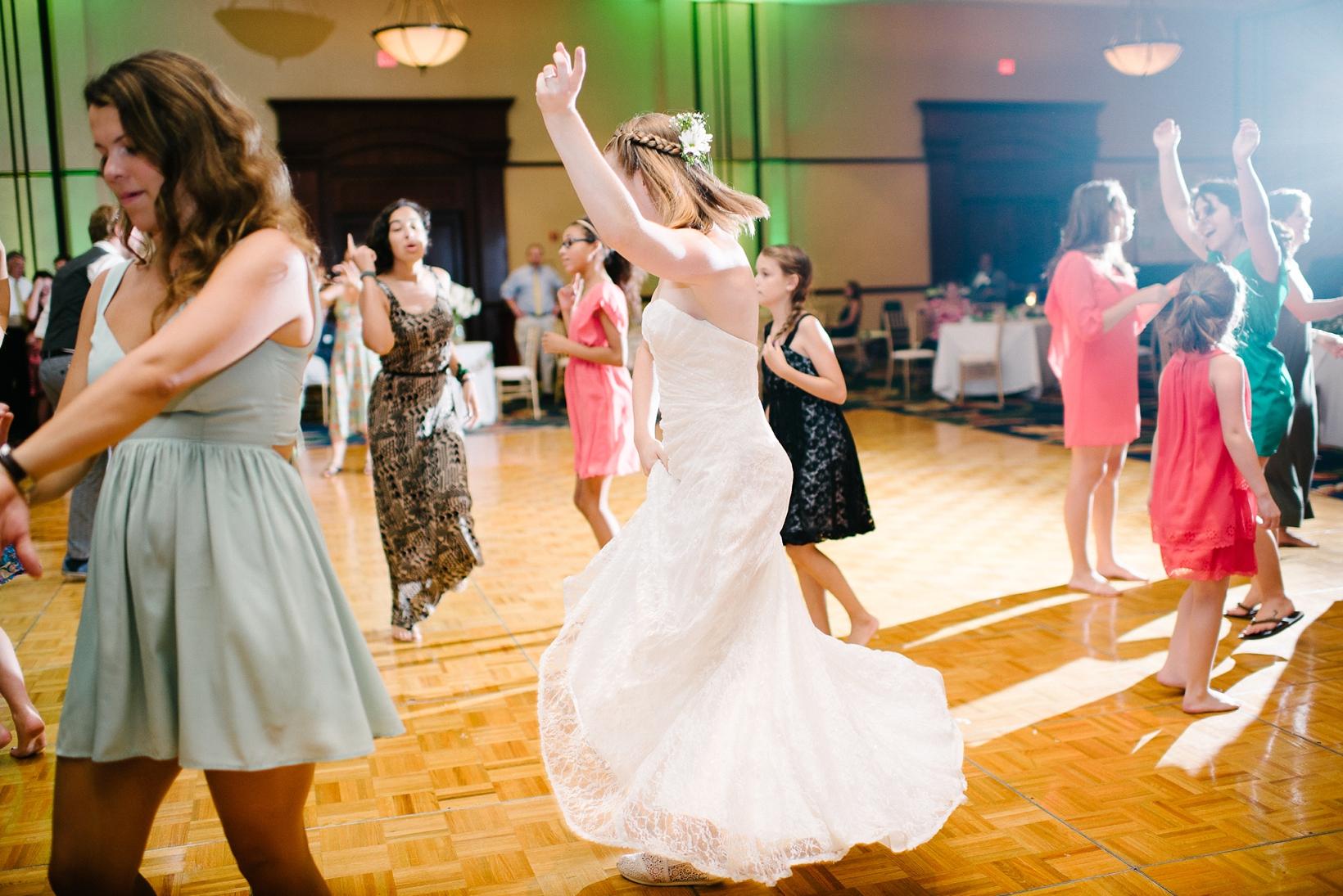 Hotel Roanoke Virginia Wedding-164
