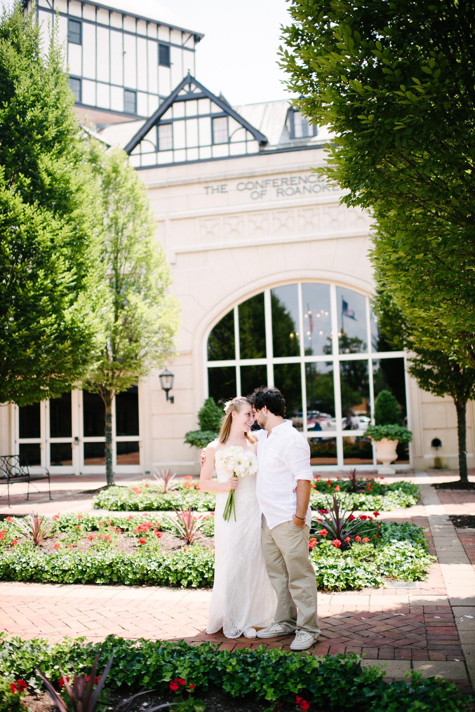 Hotel Roanoke Virginia Wedding-177