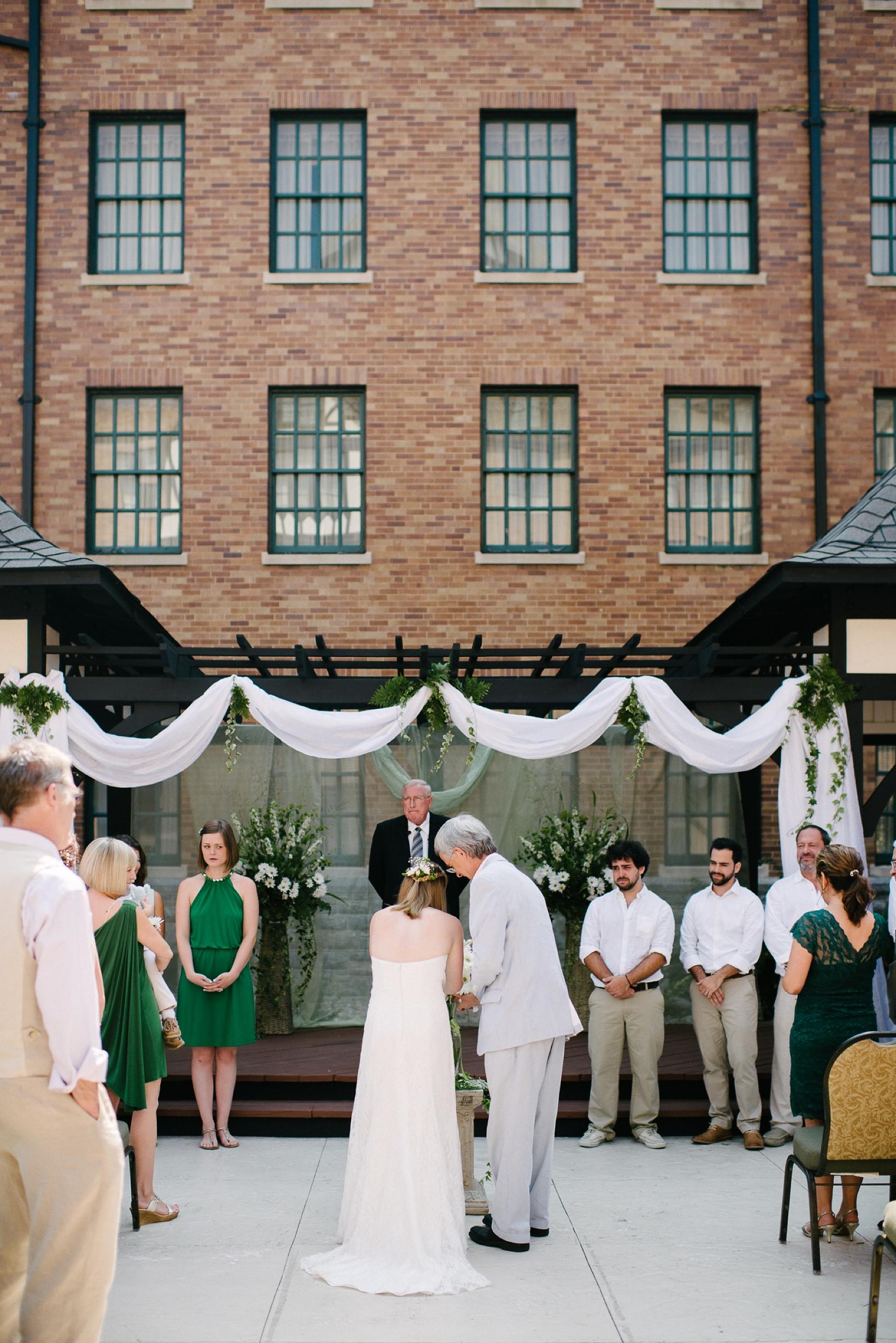 Hotel Roanoke Virginia Wedding-76