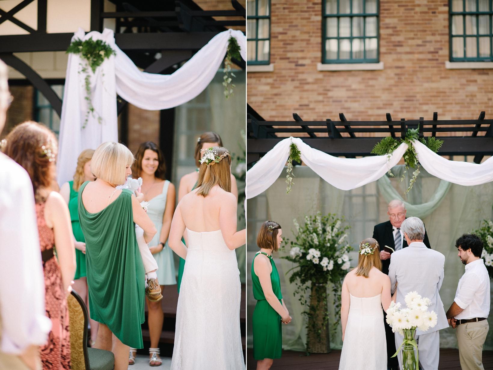 Hotel Roanoke Virginia Wedding-77