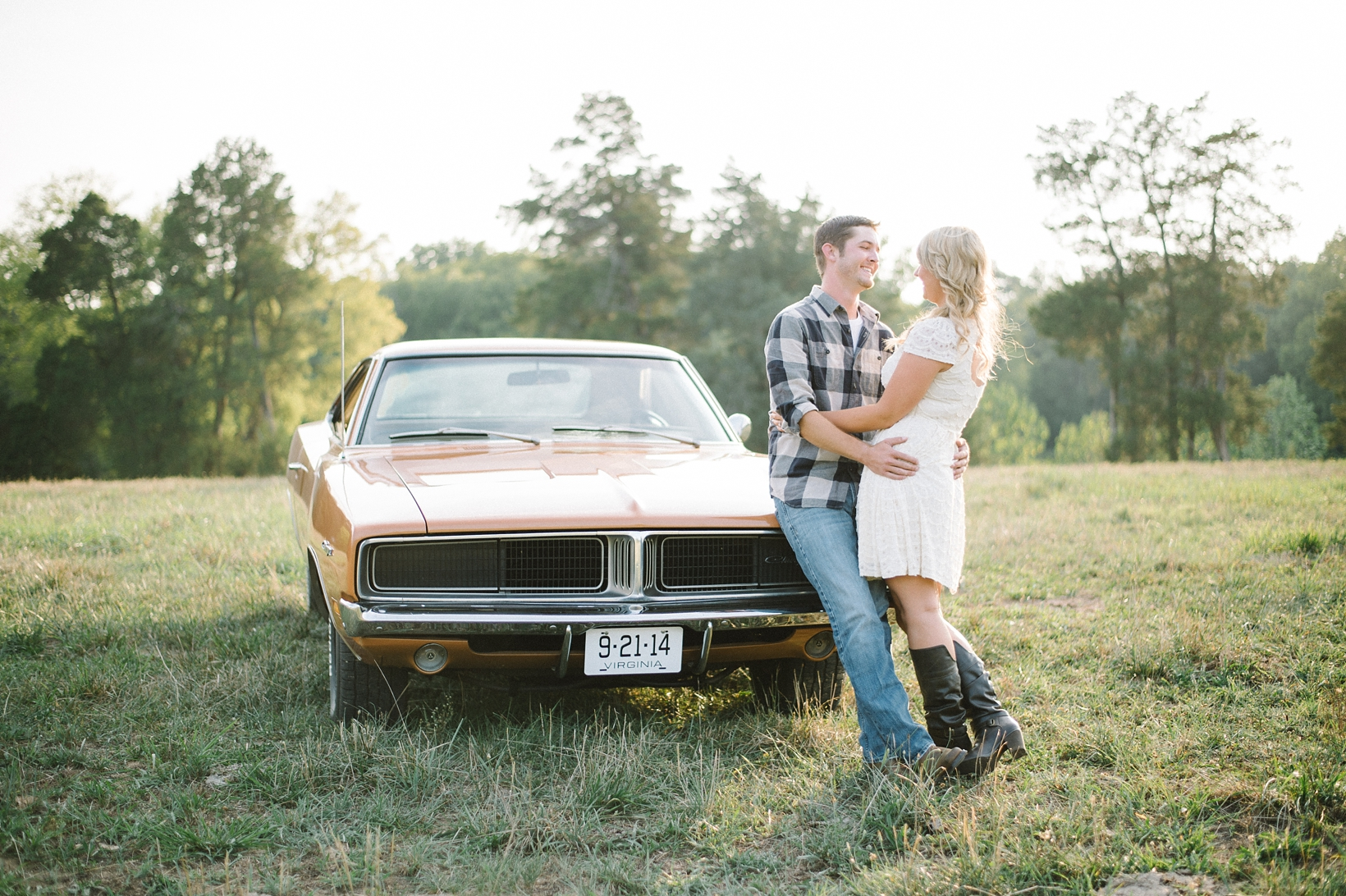 Tuckahoe Plantation Engagement_0009