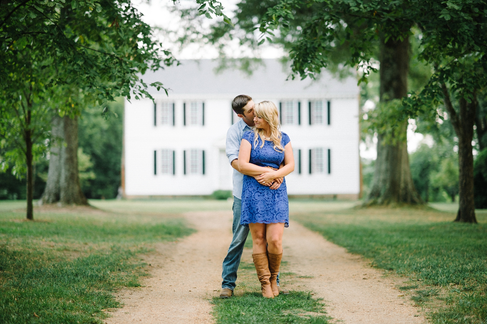 Tuckahoe Plantation Engagement_0045