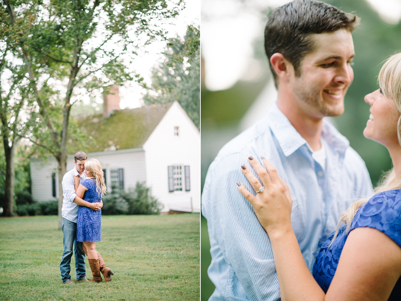 Tuckahoe Plantation Engagement_0047