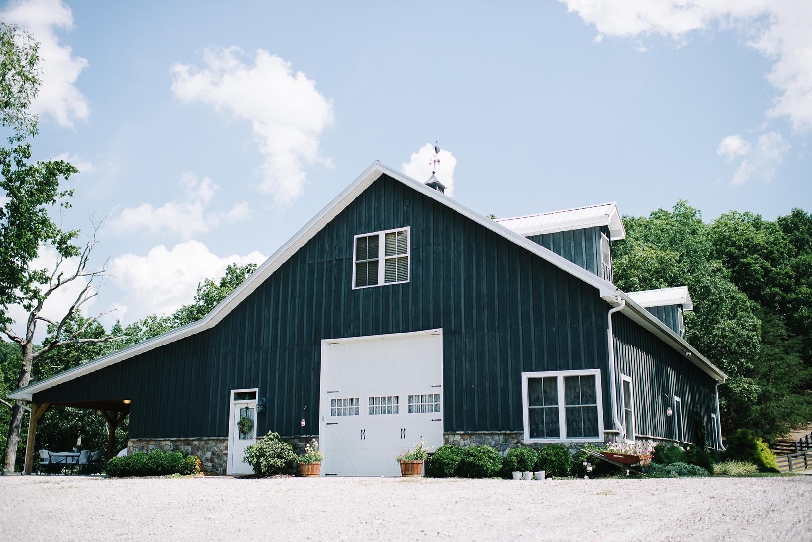 Rustic Virginia Wedding, Selah Springs Farm 1
