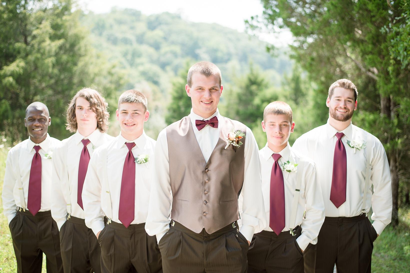 Rustic Virginia Wedding, Selah Springs Farm 13