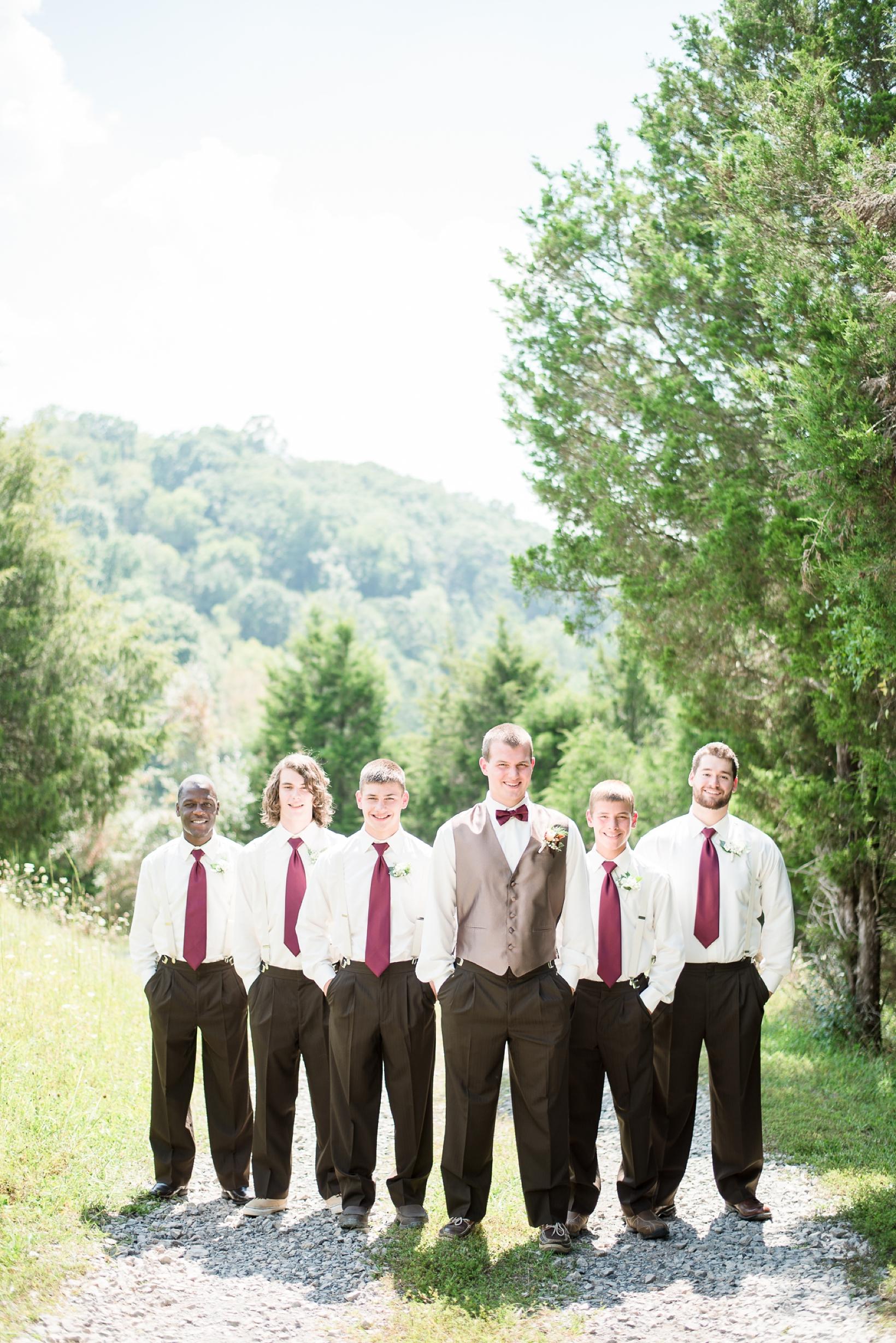 Rustic Virginia Wedding, Selah Springs Farm 15