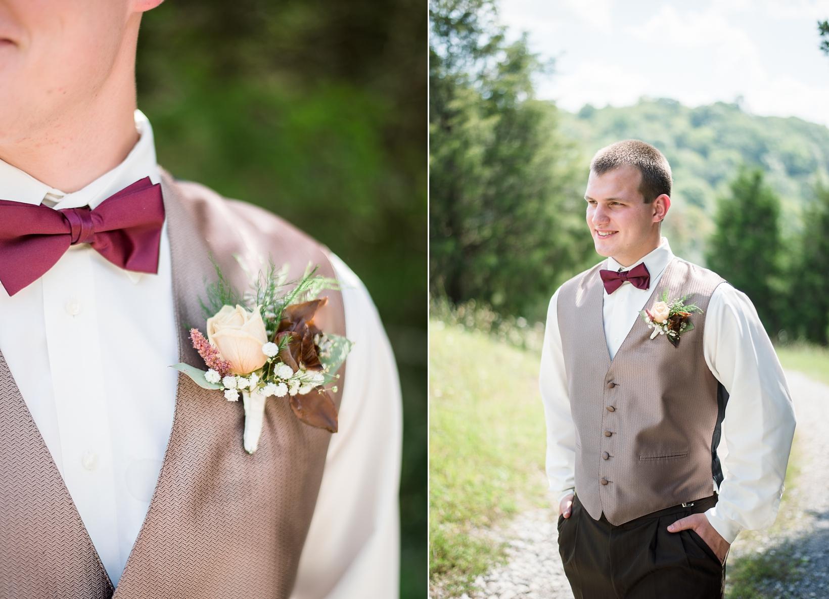 Rustic Virginia Wedding, Selah Springs Farm 16