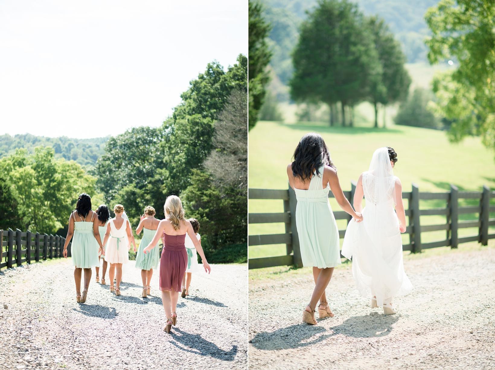 Rustic Virginia Wedding, Selah Springs Farm 24