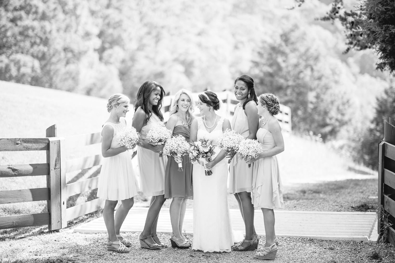 Rustic Virginia Wedding, Selah Springs Farm 29