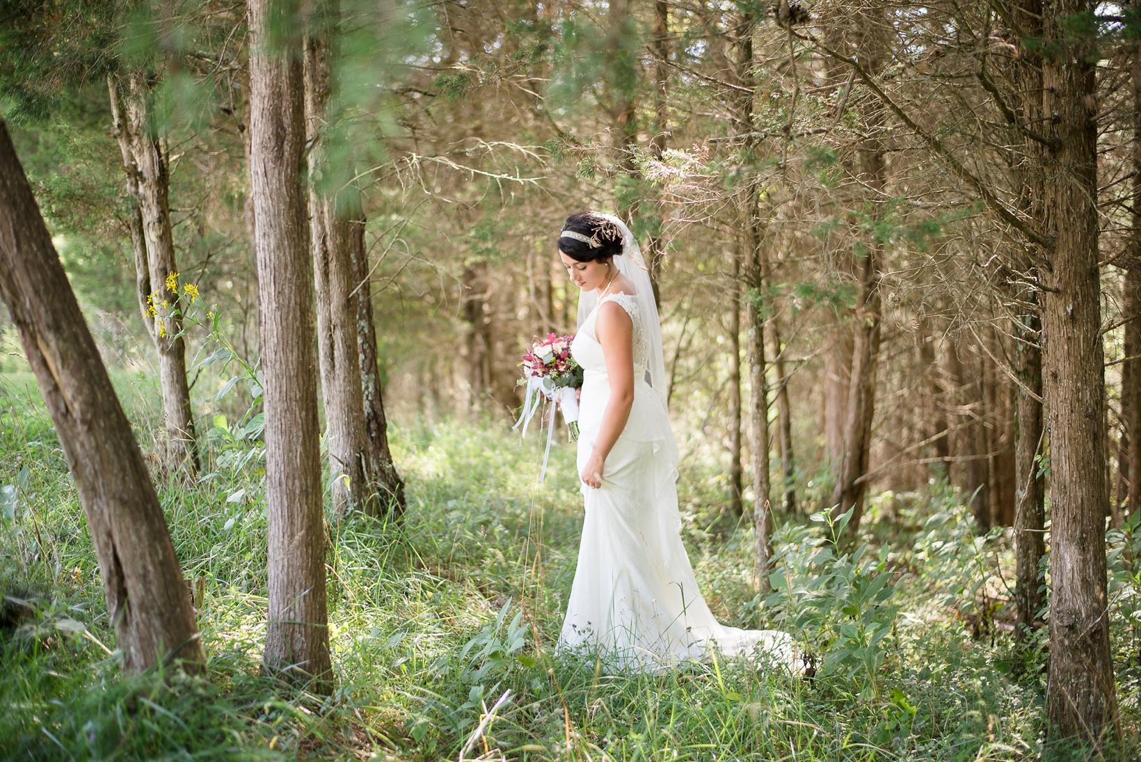 Rustic Virginia Wedding, Selah Springs Farm 37