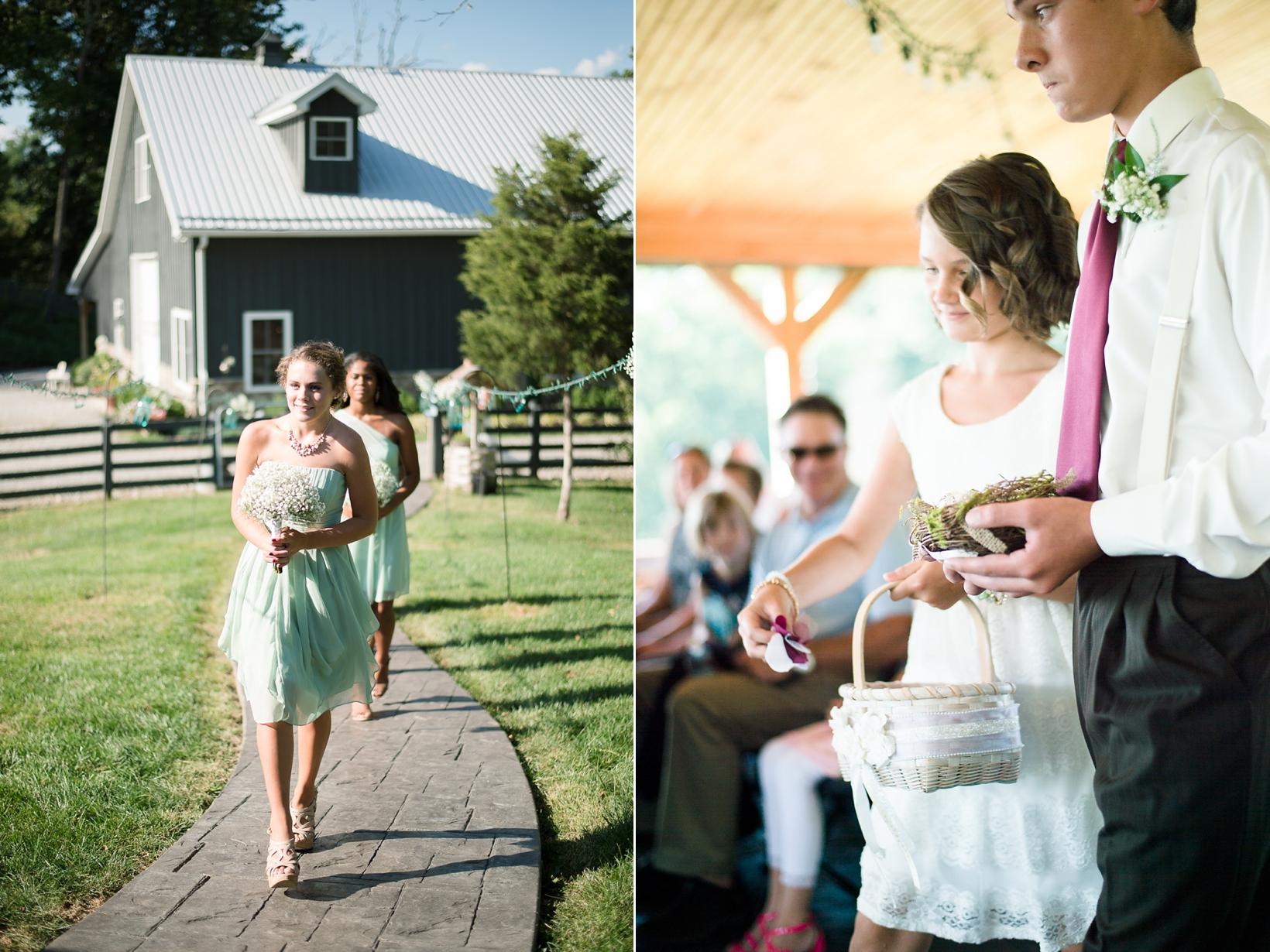 Rustic Virginia Wedding, Selah Springs Farm 41