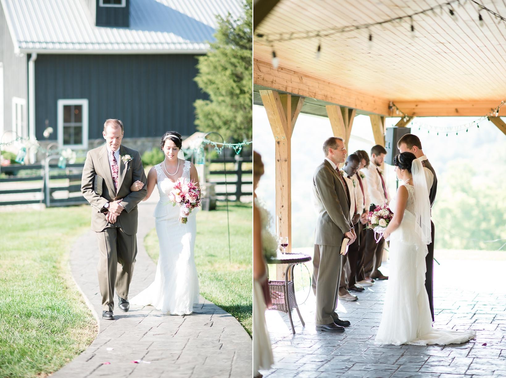Rustic Virginia Wedding, Selah Springs Farm 42