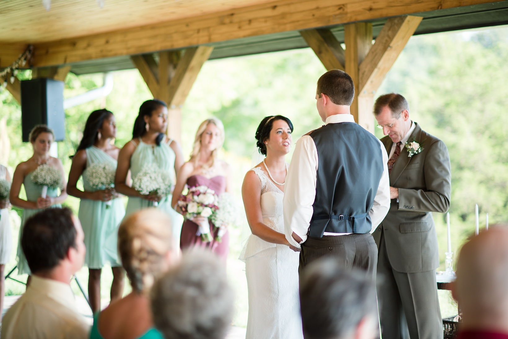 Rustic Virginia Wedding, Selah Springs Farm 44