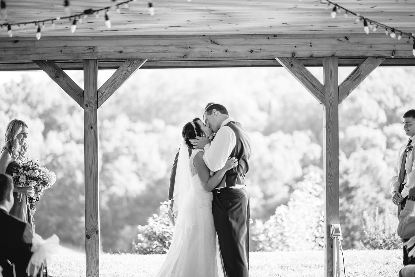 Rustic Virginia Wedding, Selah Springs Farm 46