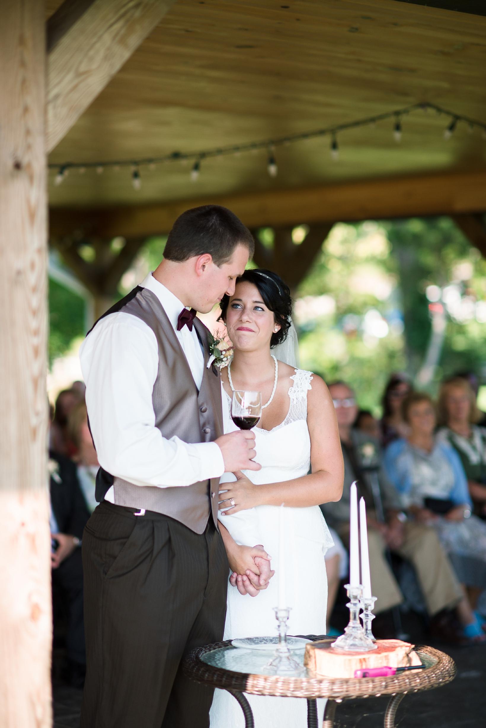 Rustic Virginia Wedding, Selah Springs Farm 47