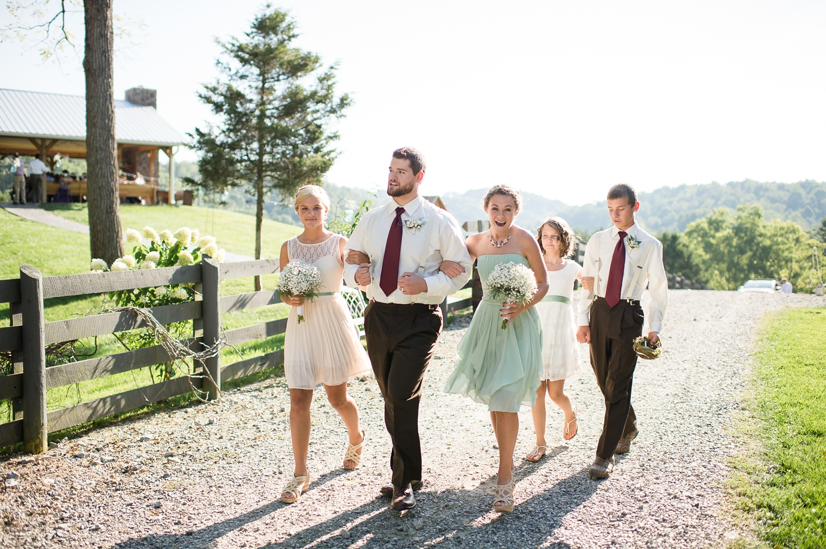 Rustic Virginia Wedding, Selah Springs Farm 48