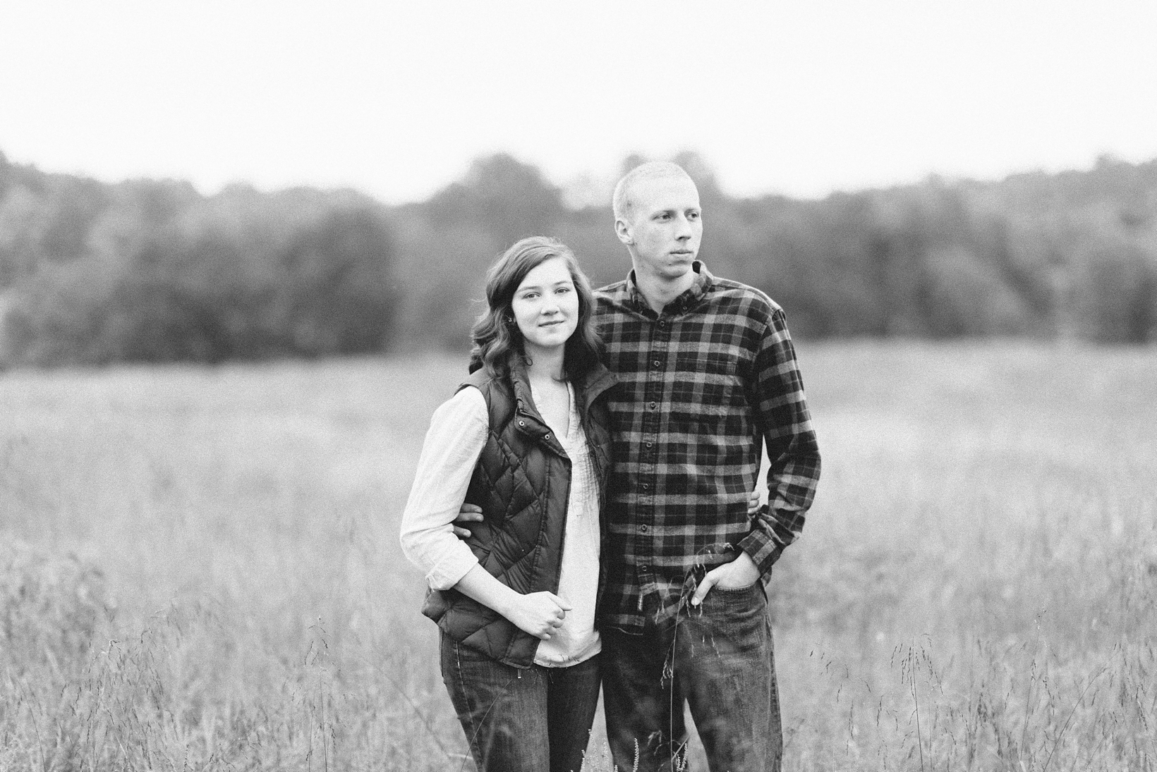 charlottesville wedding photographer, rustic charlottesville engagement_0005