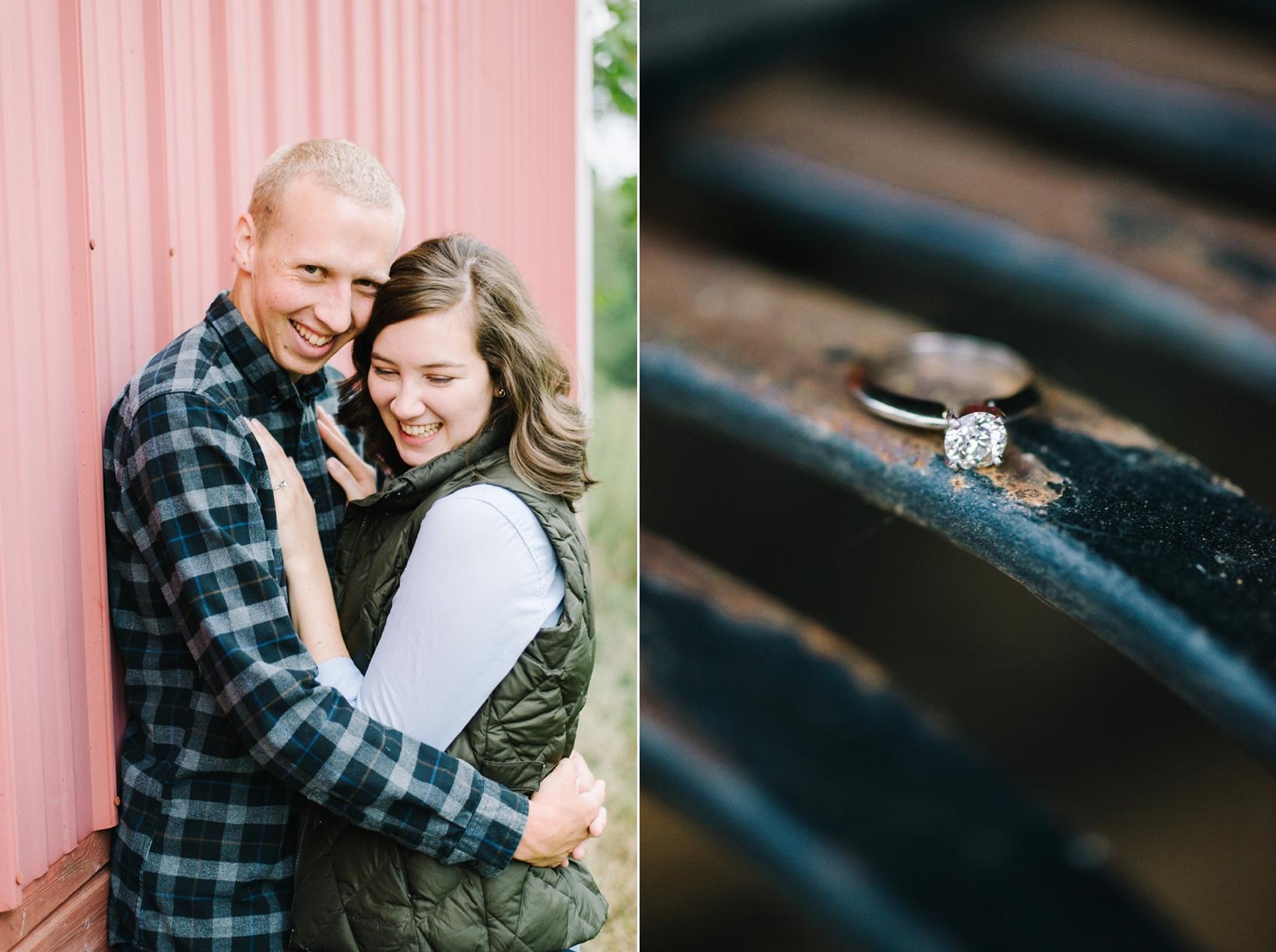 charlottesville wedding photographer, rustic charlottesville engagement_0021