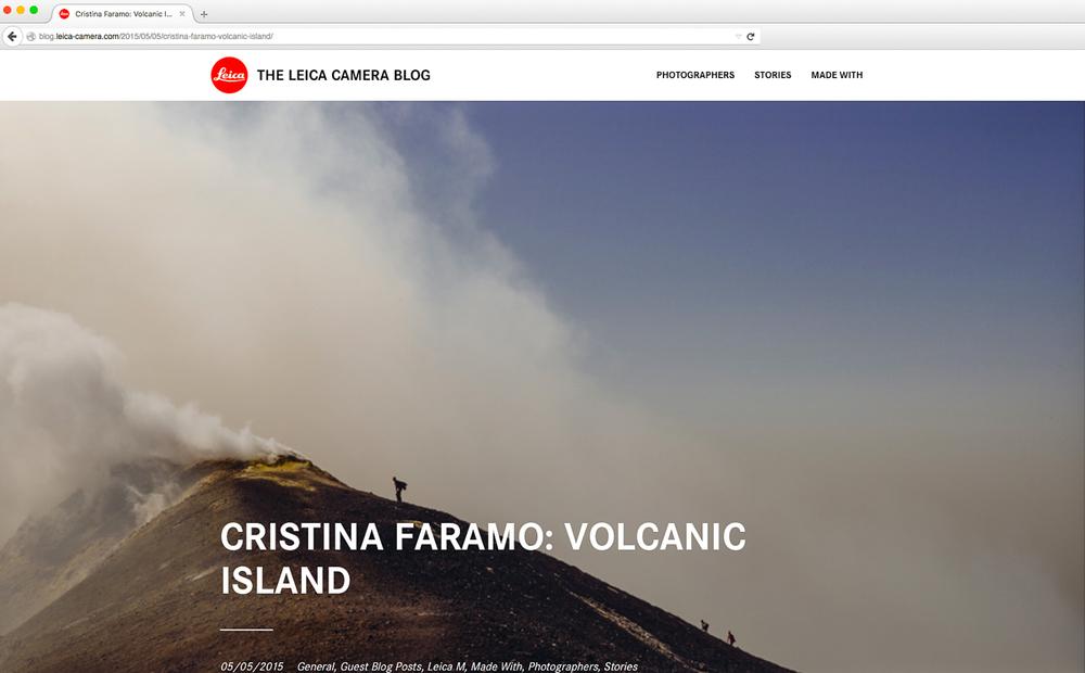 Leica Blog