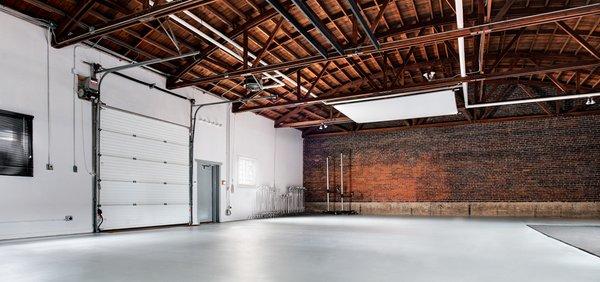 Our main studio