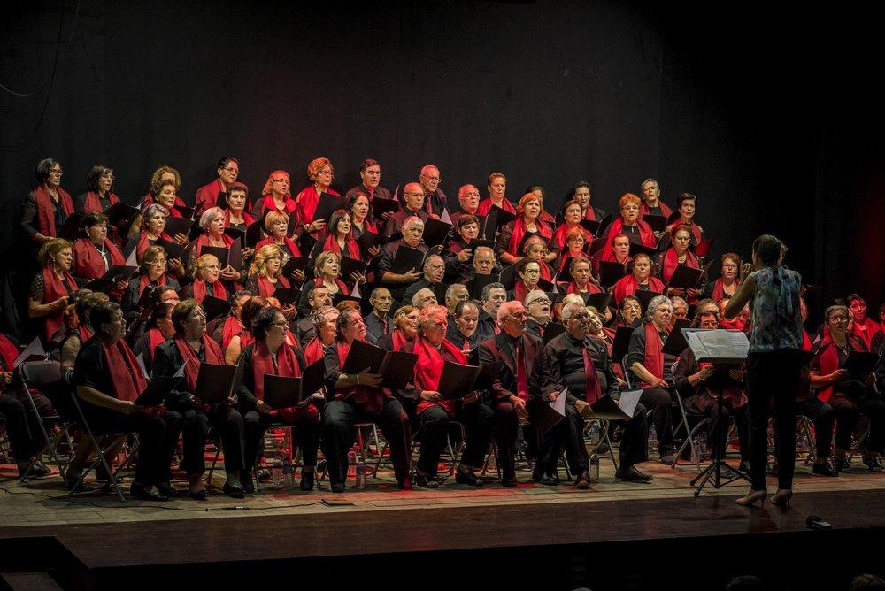 coro sénior de esposende