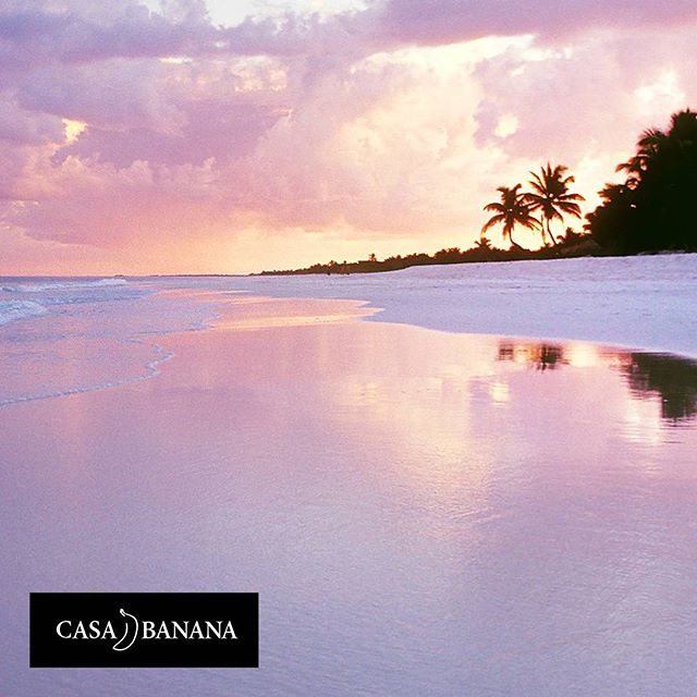 Paradise is where you are | #casabananatulum #steakhouse  on #tulumbeach  #tulumfood #sunset #tulumlife #landscape #instatravel #beachlife #lifestyle #paradise #sweethome #tulum #discovermexico #travel #casabanana #reflexion #junglebbq #beachgrill #junglerestaurant #romantic