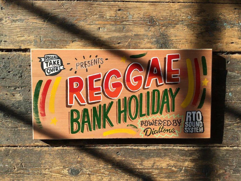 reggae takeover bank holiday i club nottingham