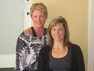 Kim Anderson & Tamara McColgan