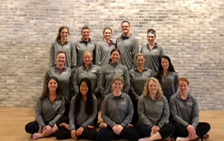 Current Teacher Training Students 2018-2019