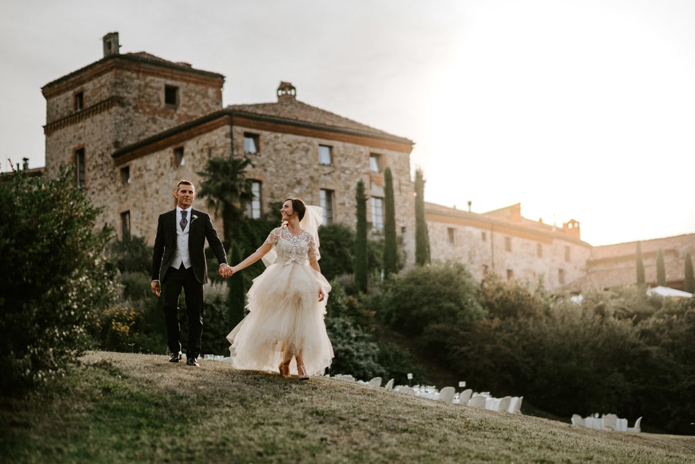 CASTELLO DI TASSARA - S+P WEDDING