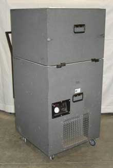 Lloyd's Variaire Negative Air Machine