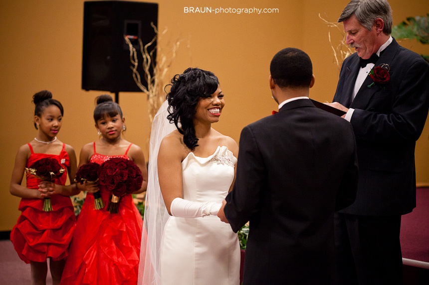 Columbus Ohio Wedding Photographer :: Wedding Ceremony