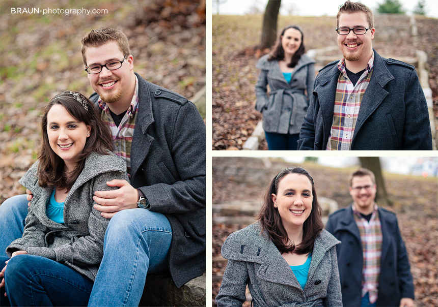 St. Louis Engagement Photographer :: Forest Park