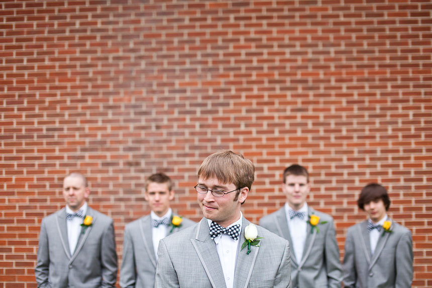 Dayton Wedding Photographers :: Bow Ties and Wedding Bells