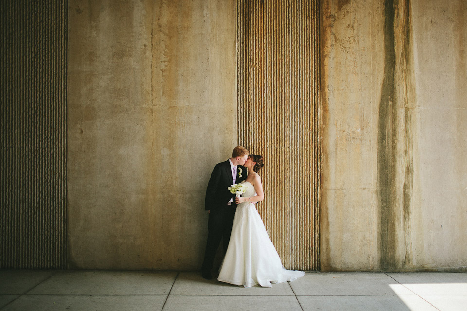 Shannon + Brad's Cincinnati Wedding