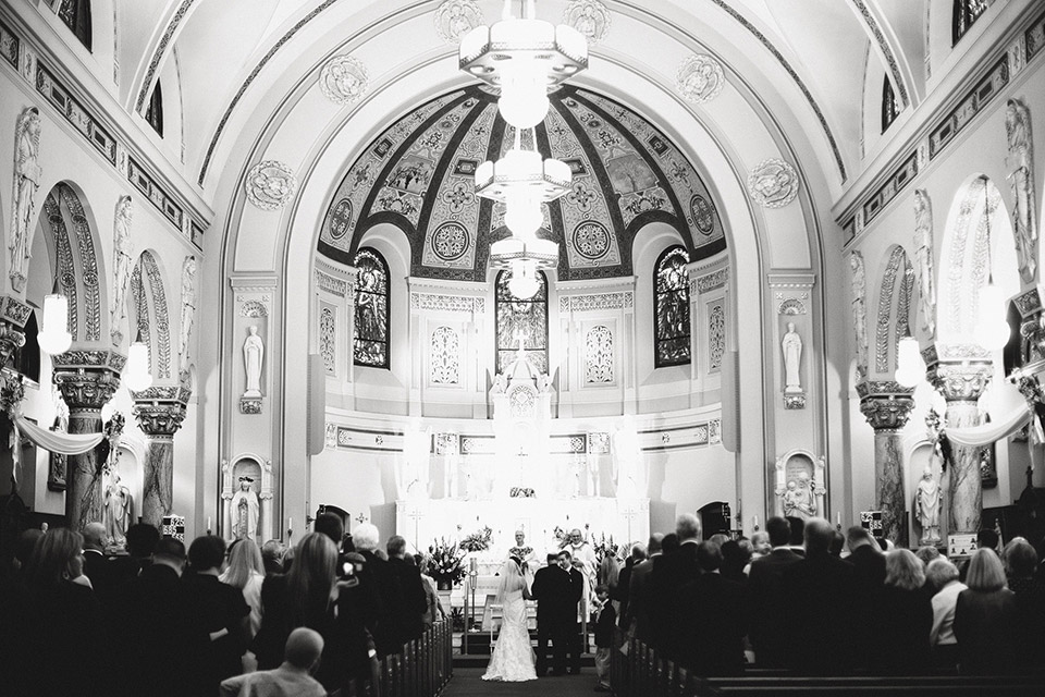 Devon John Dayton Masonic Center Wedding Dayton