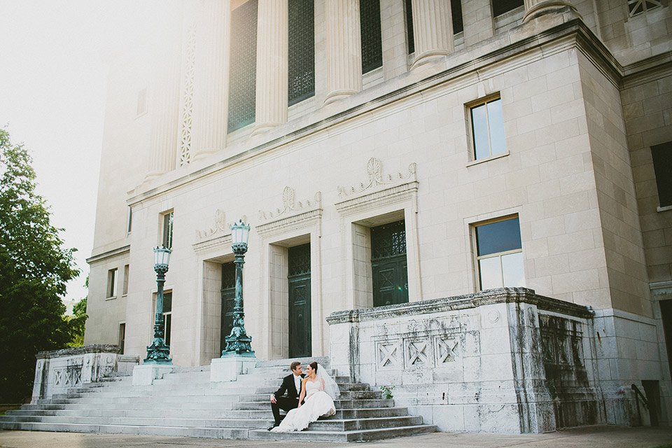Dayton Masonic Center Wedding © Braun Photography