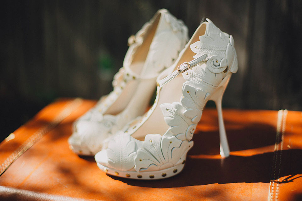 Bohemian Wedding Shoes