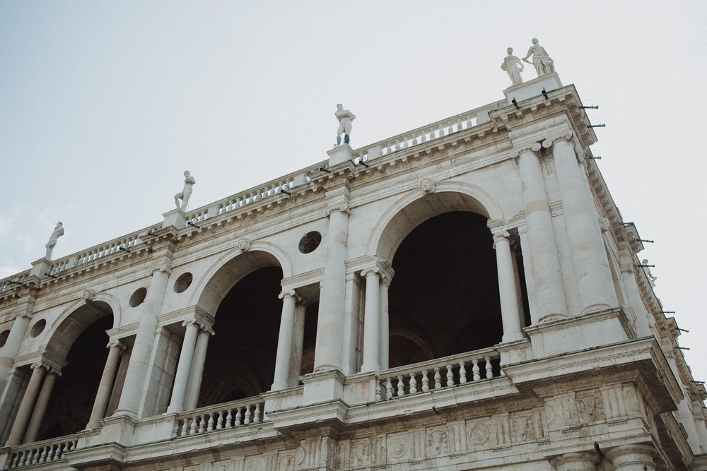 Italian Architecture - A Destination Elopement