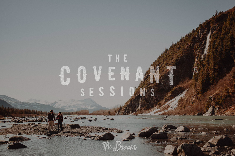 The Covenant Sessions - Photographs meant to celebrate the unique relationship of a committed marriage.