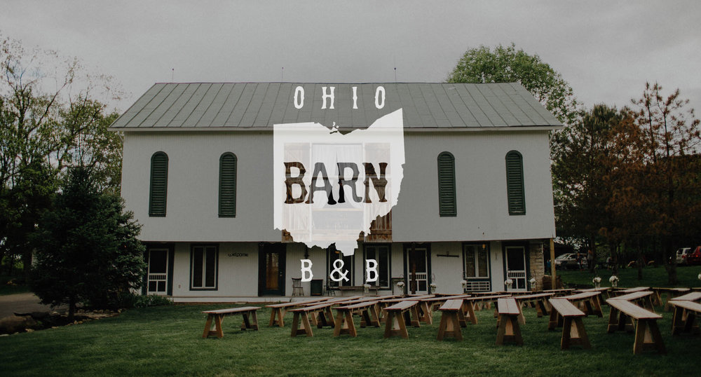 Ohio Barn B&B Wedding in Dayton Ohio