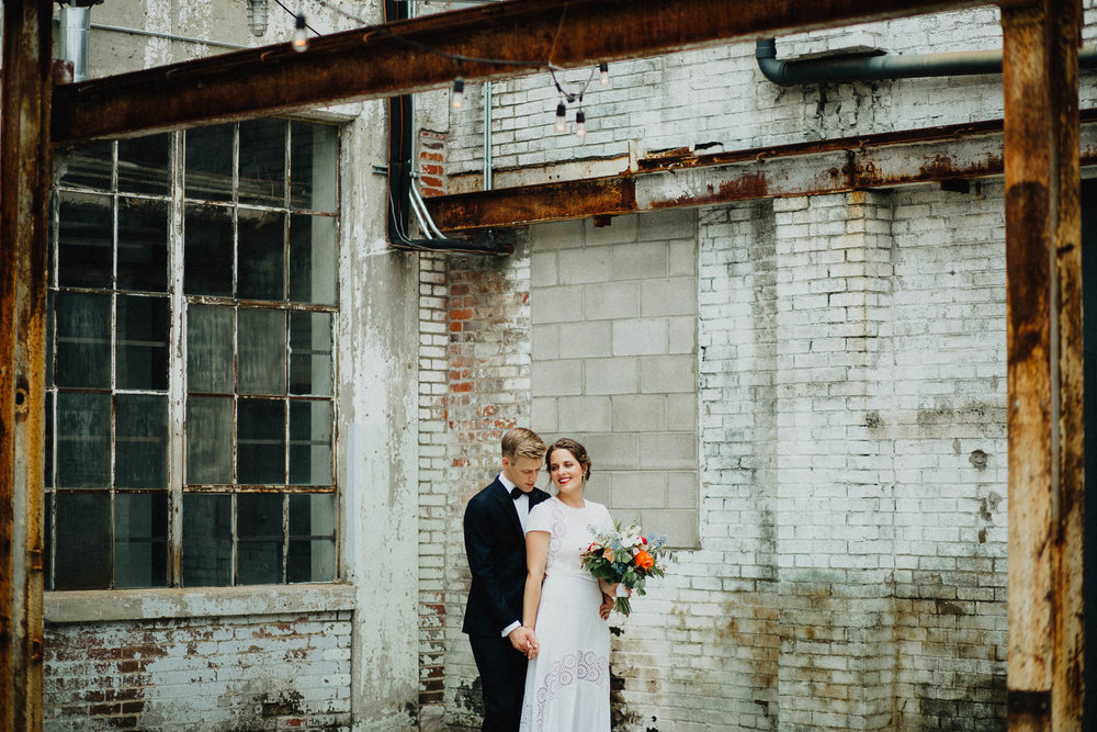 Strongwater Wedding Modern Urban Industrial Natural Candid Wedding Photographers