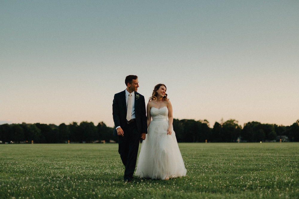 The Brauns are Wedding Photographers with a Natural, Honest Style