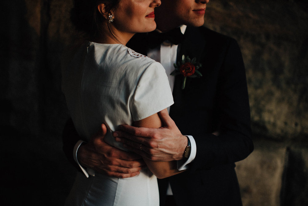 Moody Strongwater Wedding Photography