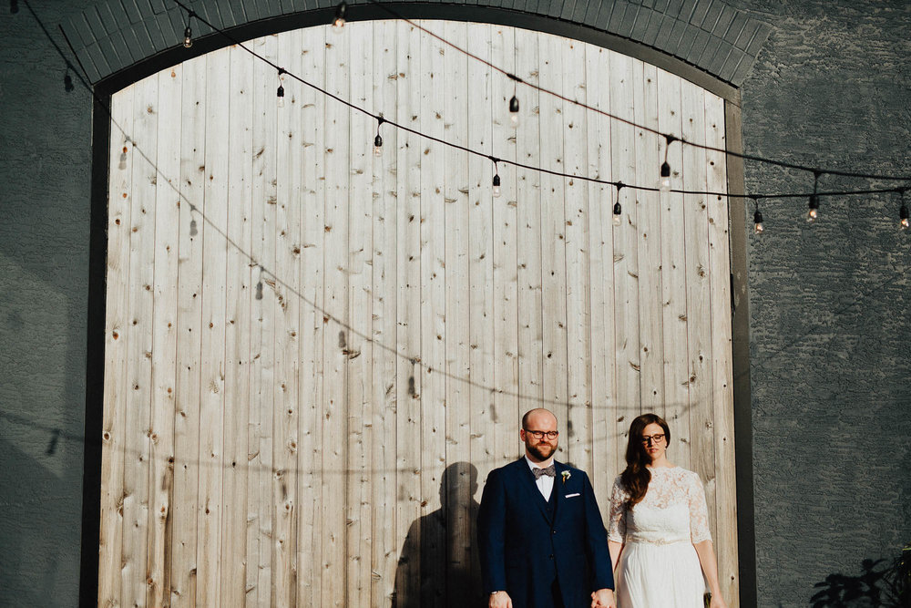 Hipster Wedding Photographers in Ohio