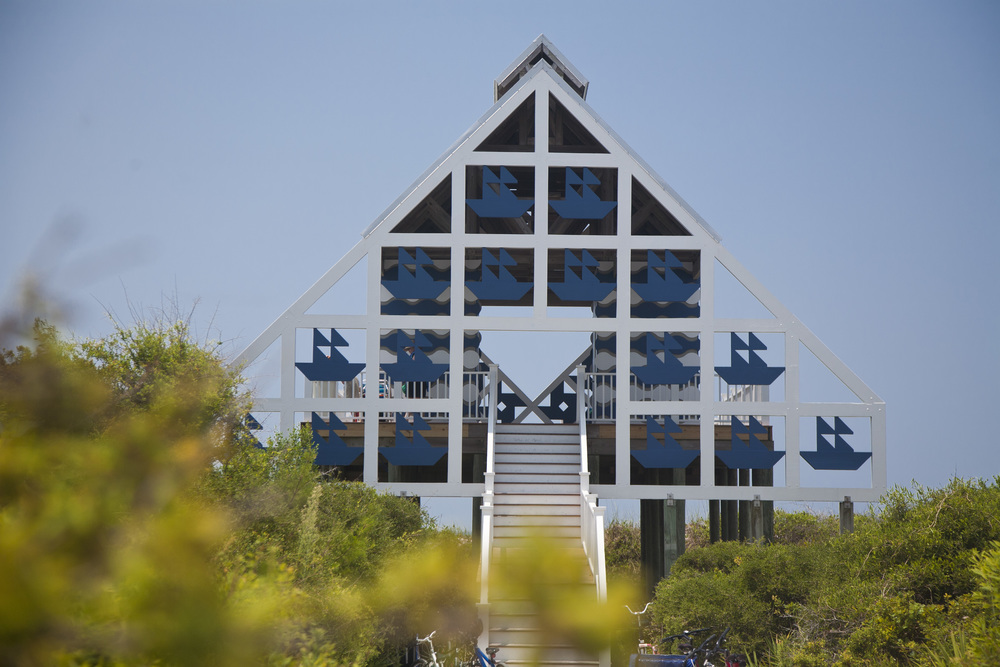 West Ruskin Beach Pavilion