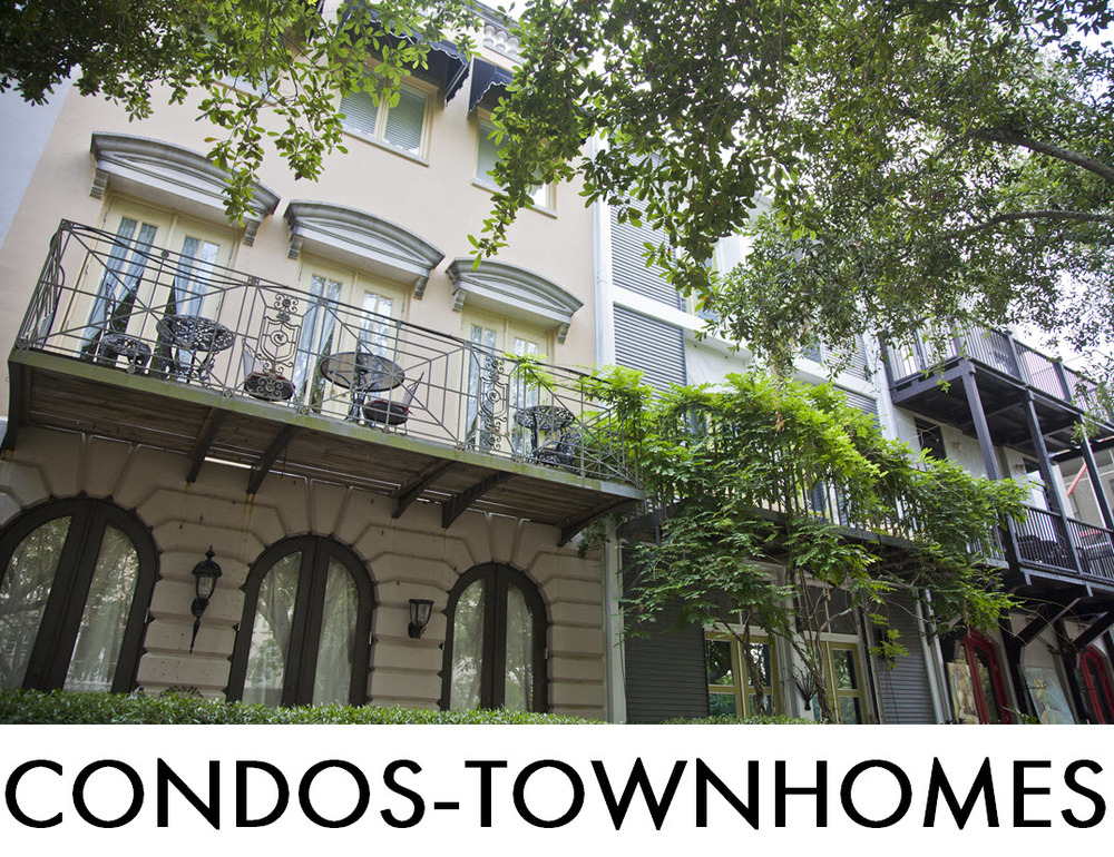 Search Seaside Condos and Townhomes for Sale