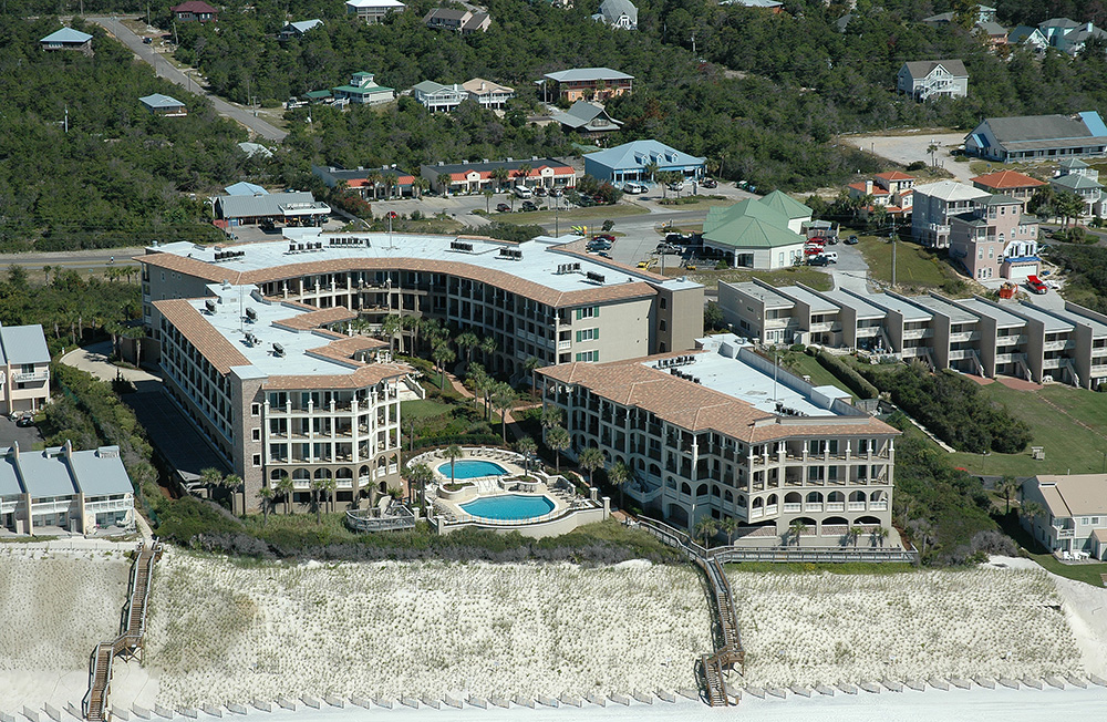 Bella Vita Luxury Gulf Front Condos on 30A