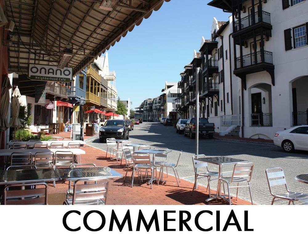 Rosemary Beach Commercial